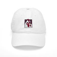 White Chicken Baseball Cap