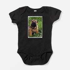 Shar-Pei Baby Bodysuit