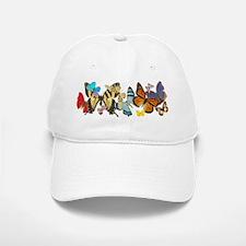 Beautiful Butterflies Baseball Baseball Cap
