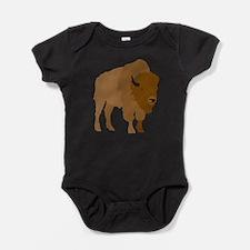 Buffalo Baby Bodysuit