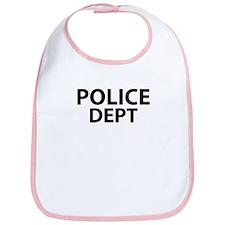 POLICE DEPT Insignia Bib