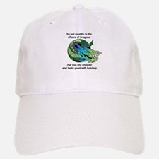 Dragon Crunchies Baseball Baseball Cap