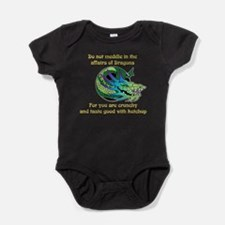 Dragon Crunchies Baby Bodysuit