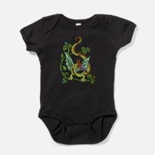 Celtic Dragon 2 Baby Bodysuit