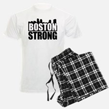 Boston Strong Black Pajamas