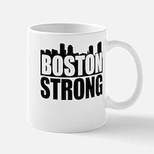 Boston Strong Black Mug