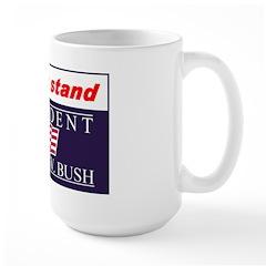 Can't Stand Bush Mug