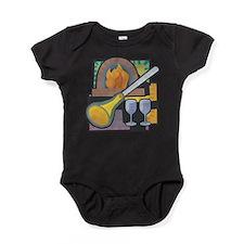 Glass Blowing Baby Bodysuit