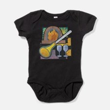 Glass Blowing Baby Bodysuit
