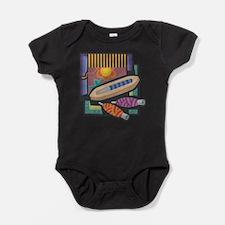 Weaving Baby Bodysuit