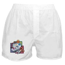 Sewing Boxer Shorts