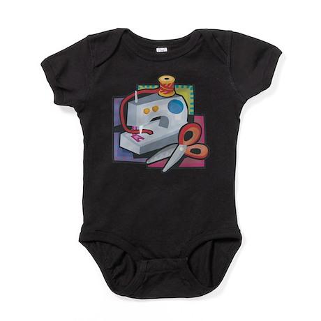 Sewing Baby Bodysuit