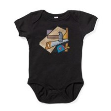 Carpentry Baby Bodysuit