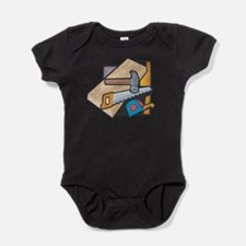 Carpentry Baby Bodysuit