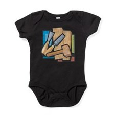 Carving Baby Bodysuit