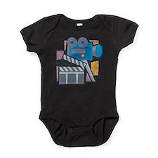 Film Making Baby Bodysuit