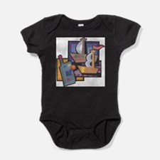 Radio Controlled Boating Baby Bodysuit