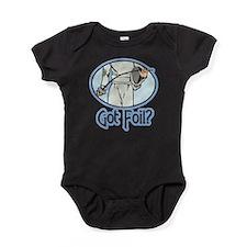 Got Foil? Baby Bodysuit