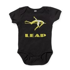 Pole Vaulting Baby Bodysuit