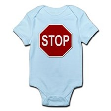 Sign - Stop Infant Bodysuit