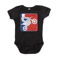 PeeWee Motocross Baby Bodysuit
