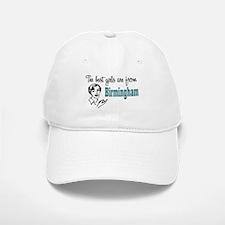Best Girls Birmingham Baseball Baseball Cap