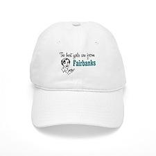 Best Girls Fairbanks Baseball Cap