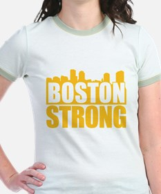 Boston Strong Gold T-Shirt