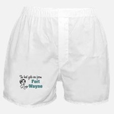 Best Girls Fort Wayne Boxer Shorts