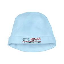 Job Ninja Chem Eng baby hat