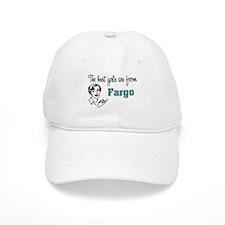 coolestgirlsFargo.png Baseball Cap