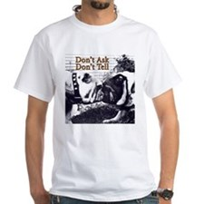 don't ask don't tell Shirt