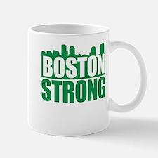 Boston Strong Green Mug