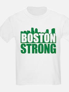 Boston Strong Green T-Shirt
