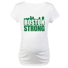 Boston Strong Green Shirt