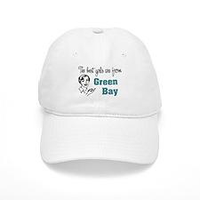 Best Girls Green Bay Baseball Cap