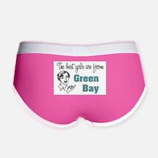 Best Girls Green Bay Women's Boy Brief