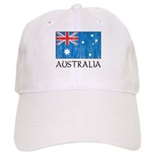 Australia Flag Baseball Cap