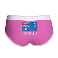 Australia Flag Women's Boy Brief