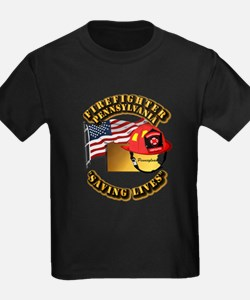Fire - Firefighter - PA T