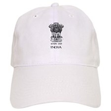 Emblem of India Baseball Cap