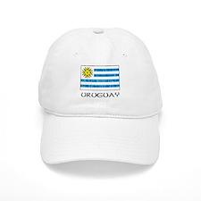 Uruguay Flag Baseball Cap