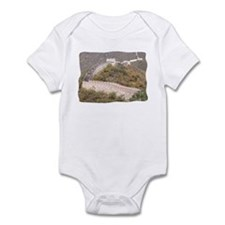 Climbed Great Wall Photo - Infant Bodysuit