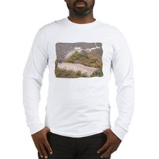 Climbed Great Wall Photo - Long Sleeve T-Shirt