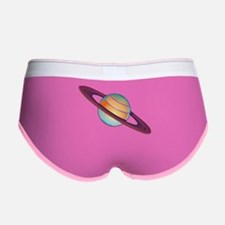 Planet Saturn Women's Boy Brief