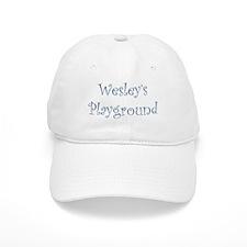 wesleys.png Baseball Cap