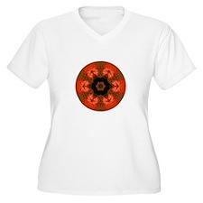 mandala Plus Size T-Shirt