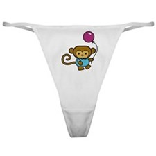 Bobo Monkey Classic Thong