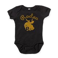 Retro Rodeo Baby Bodysuit