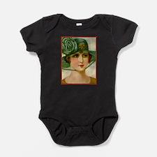 Cute Roaring 20 s Baby Bodysuit
